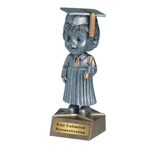 Graduation Trophy Boy