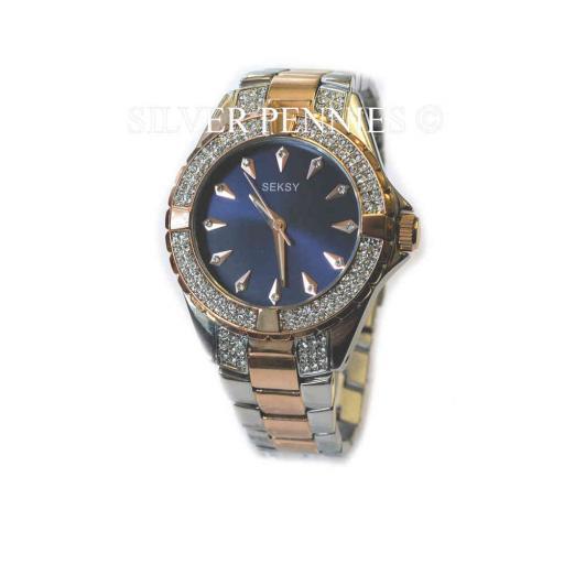 Seksy 2140 Ladies Wrist Watch