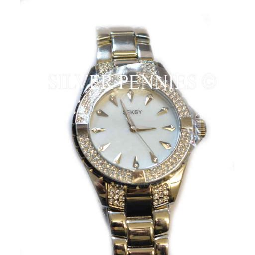 Seksy 4522 Ladies Wrist Watch