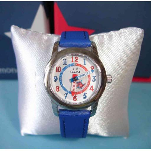 D For Diamond Boys Watch