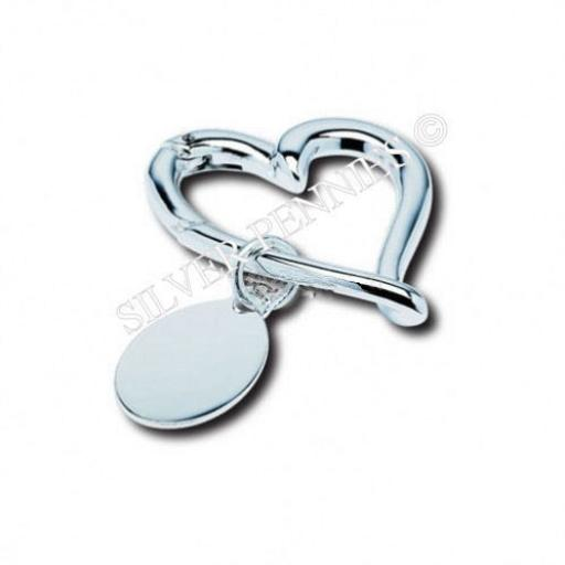 Beating Heart Keyring