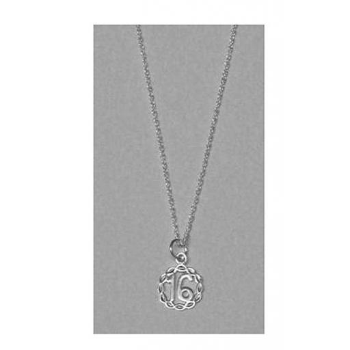 Sterling Silver 16 Pendant Necklace.jpg