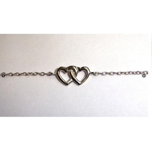 Sterling Silver Double Heart Bracelet.jpg