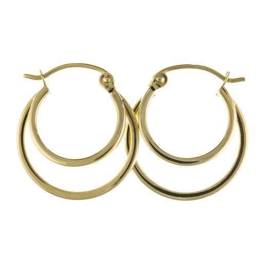 Double loop creoles